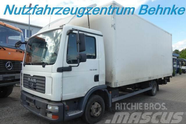 MAN TGL 8.180 BL Koffer 6m/ LBW/ AHK/ Euro4