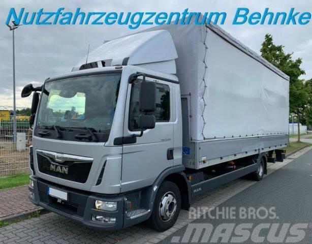 MAN TGL 8.180 BL/ Pritsche/Plane/Edscha/LBW/Euro6