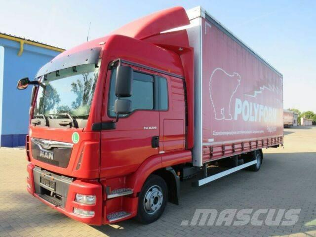 MAN TGL 8.220, EURO6, Manual,