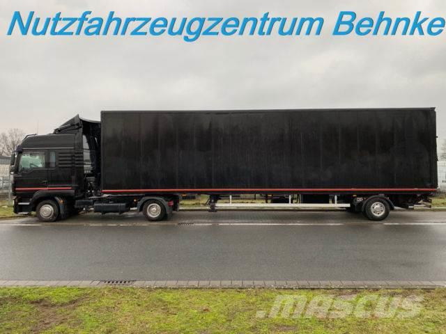 MAN TGL 8.220 SZM + 1achs Koffer AFL +LBW