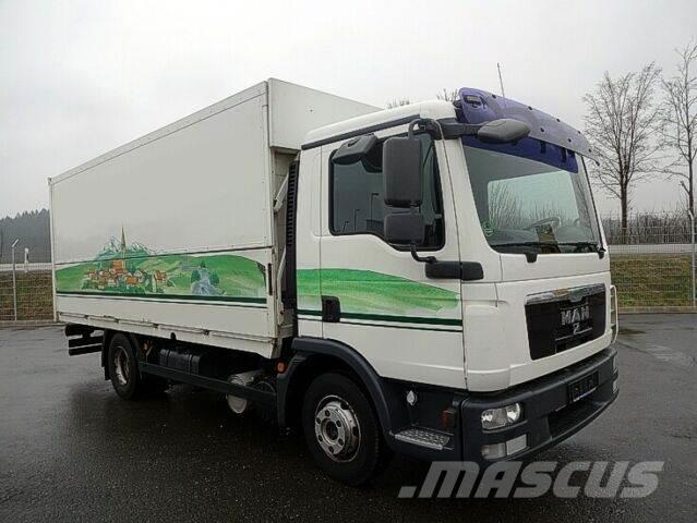 MAN TGL 8.220BLGetränkekoffer/Euro5/NL2050kg/HALuft