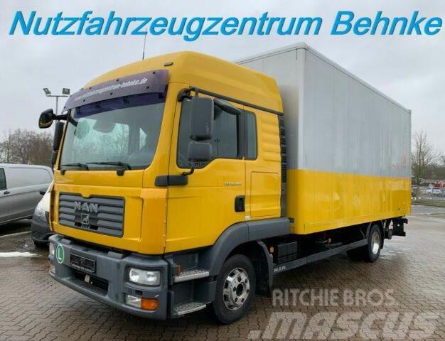MAN TGL 8.240 BL Möbelk./LBW 1.5t/Klima/AHK/6 Sitze