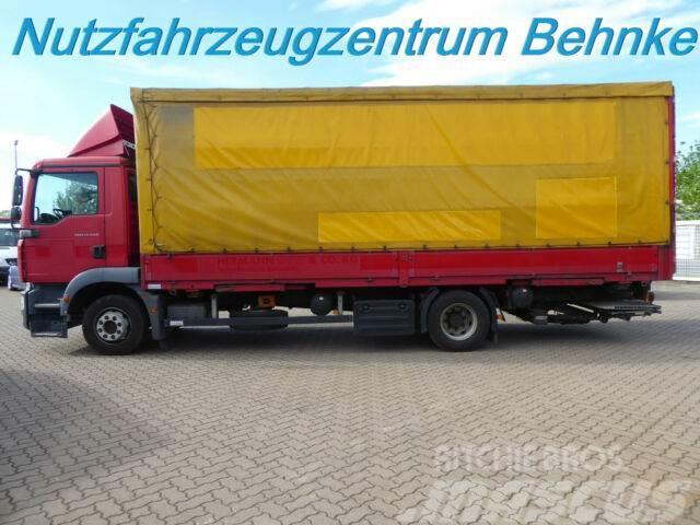 MAN TGM 12.240 LL BDF/ Stdhzg./ AHK/ faltb. LBW