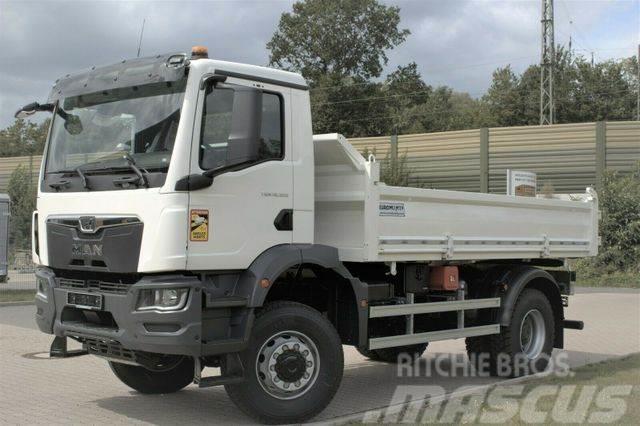 MAN TGM 18.320 4x2 / Euro 6d 3-Seiten-Kipper