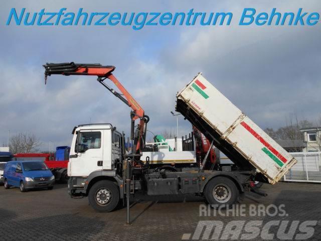 MAN TGM 18.340 4x2 Palfinger Kran/ AHK/ Euro5/ 1.Hd.