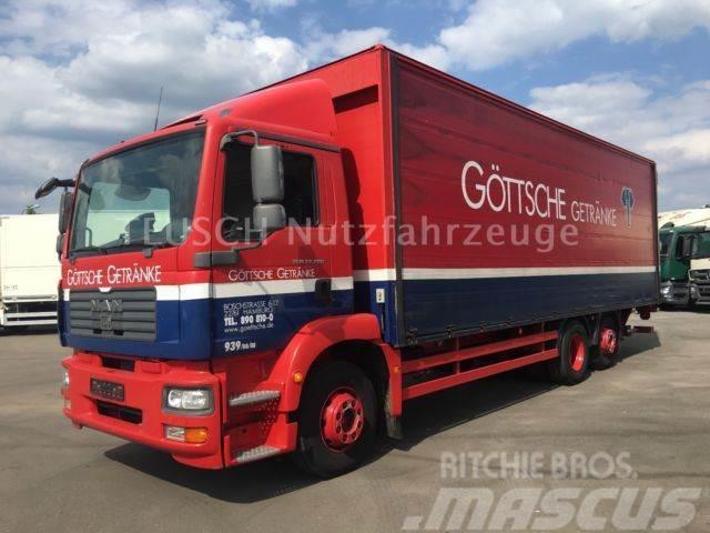 MAN TGM 22.280 / EURO 4 / LBW / LENKACHSE / TOP