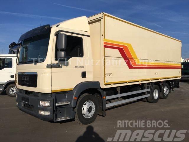 MAN TGM 22.290 / EURO 5 / LBW / LENKACHSE