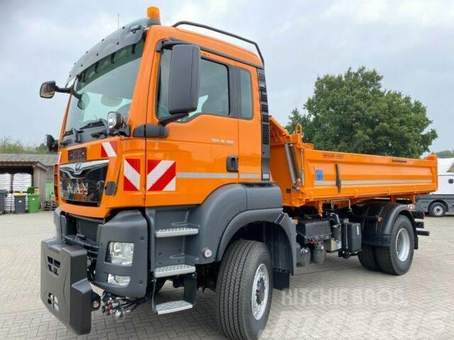 MAN TGS 18.360 4x4 BL Kipper/Winterdienst Euro 6D