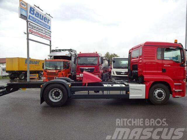MAN TGS 18.360 4x4 Fahrgestell/HydroDrive/Neu
