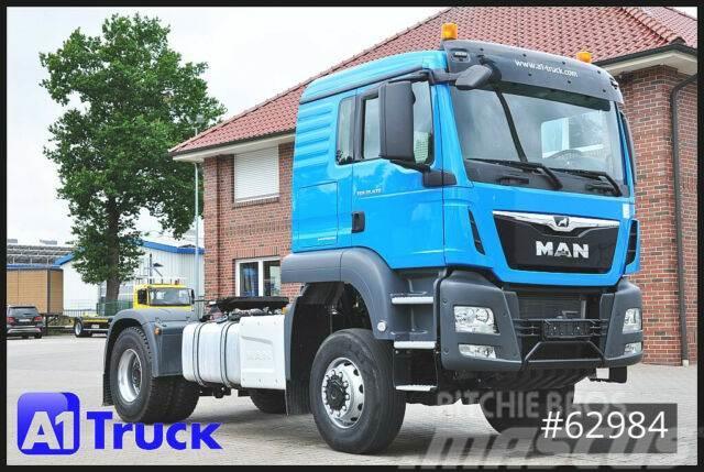 MAN TGS 18.430 Allrad 4X4, Hydraulik, Navi,