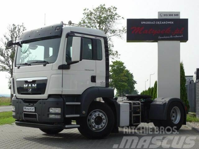 MAN TGS 18.440 / DAY CAB / RETARDER / 6800 KG/EURO 5
