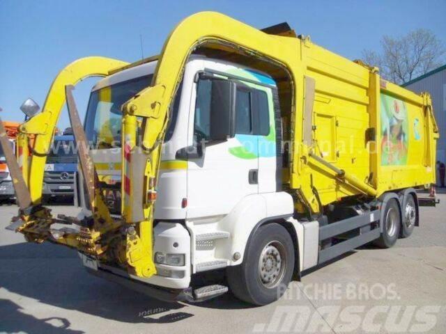MAN TGS 26.320 6x2-2 BL / Frontlader EHP 7000