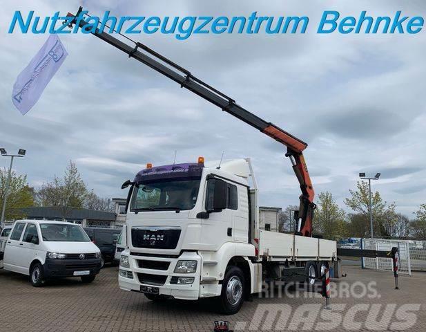 MAN TGS 26.320 6x2 BL/ PK 29002 + Funk/ Lift+Lenk/E5