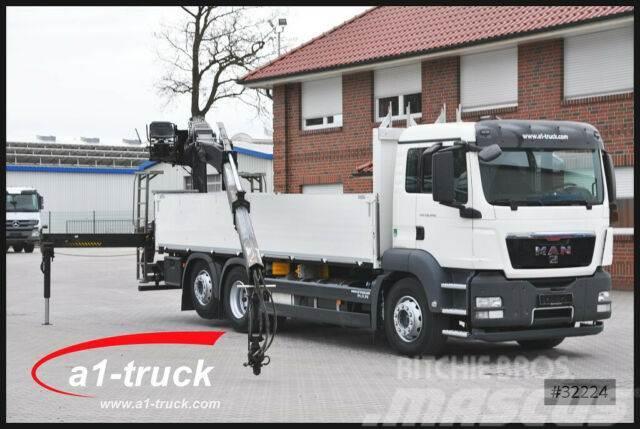 MAN TGS 26.440 6x2 BL, ZF-Intarder, HIAB XS 166 K PR