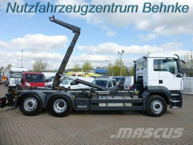 MAN TGS 26.440 BL 6x2 Meiller RK2070/ AHK/ Euro5
