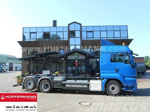 MAN TGS 26.460 6x2 Euro6 Multilift XR21 Abrollkipper