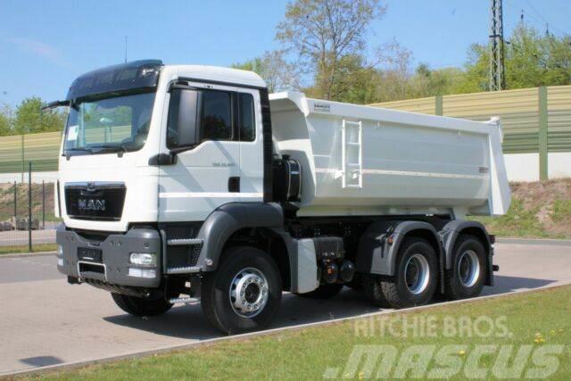 MAN TGS 33.400 6x4 / Mulden-Kipper EuromixMTP
