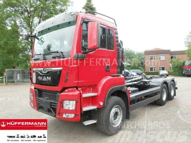 MAN TGS 33.500 6x4 Multilift OPT 20S56 Abrollkipper