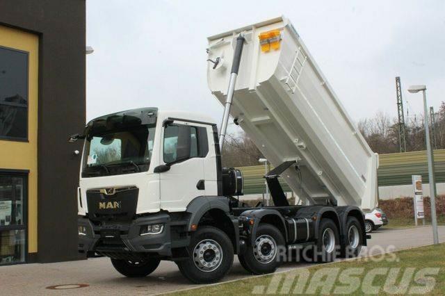 MAN TGS 35.430 8x4 / Kipper 18m³ Neues Model TG3