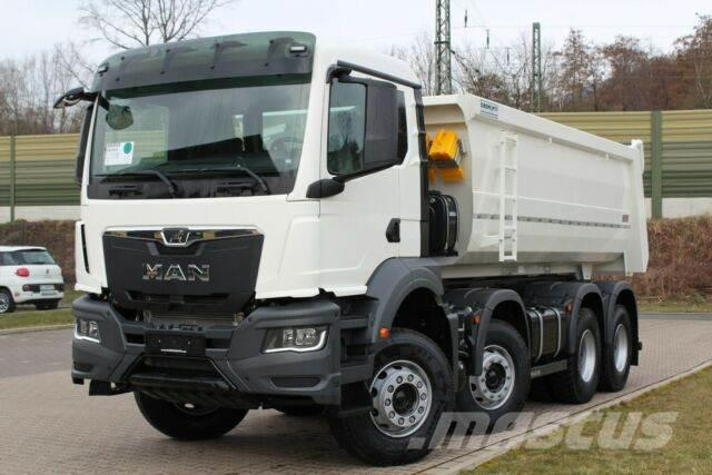MAN TGS 35.430 8x4 NEUES MODEL TG3/ Kipper / EURO 6