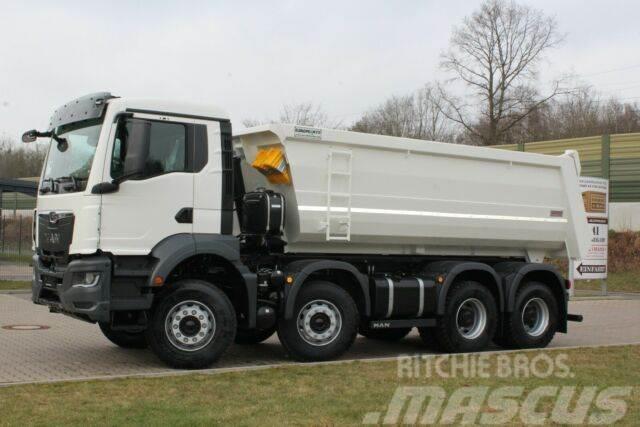 MAN TGS 41.430 8x4 NEUES MODEL TG3 TM 16m / EURO 6
