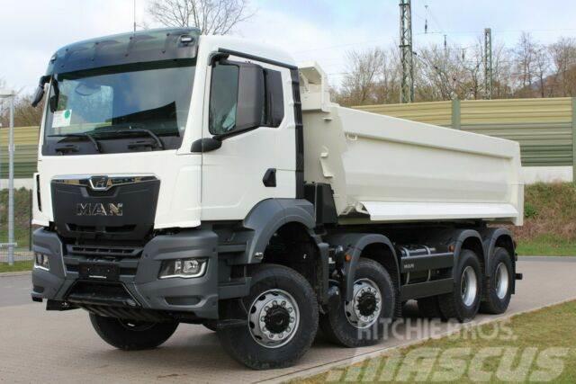MAN TGS 41.430 8x6 / Kipper / EURO 6d ( TG 3 )
