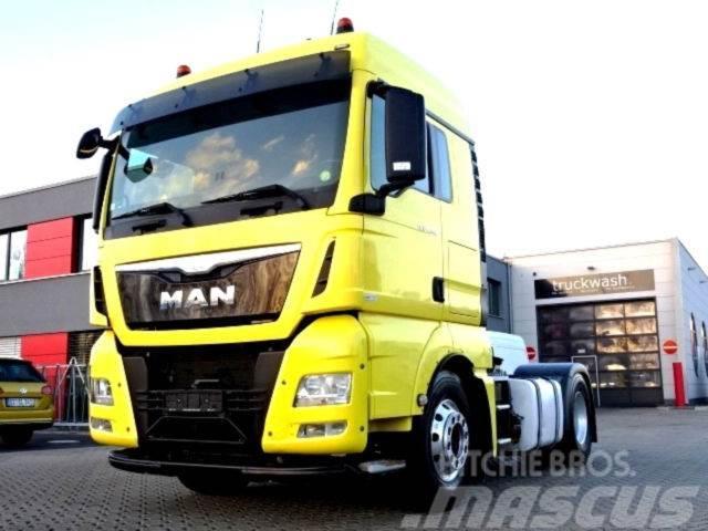MAN TGX 18.440 / Euro 6 / Kipphydraulik /Alu