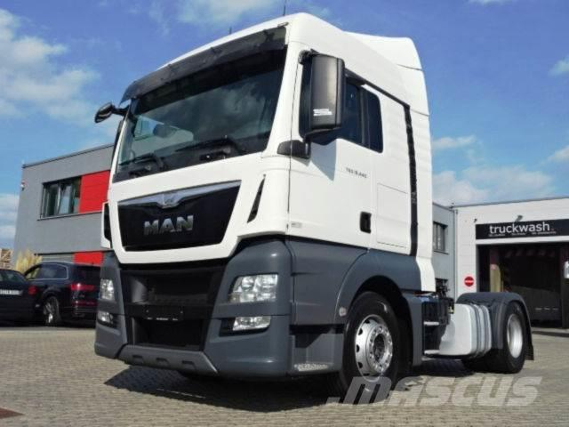 MAN TGX 18.440 / Euro6 / 2 Tanks