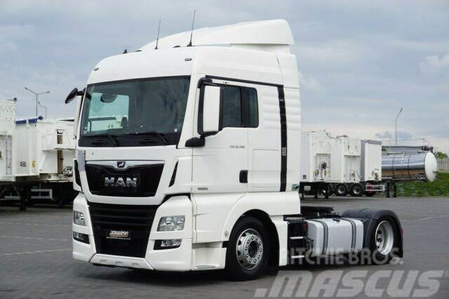 MAN TGX / 18.460 / EURO 6 / ACC / LOW DECK / MEGA /