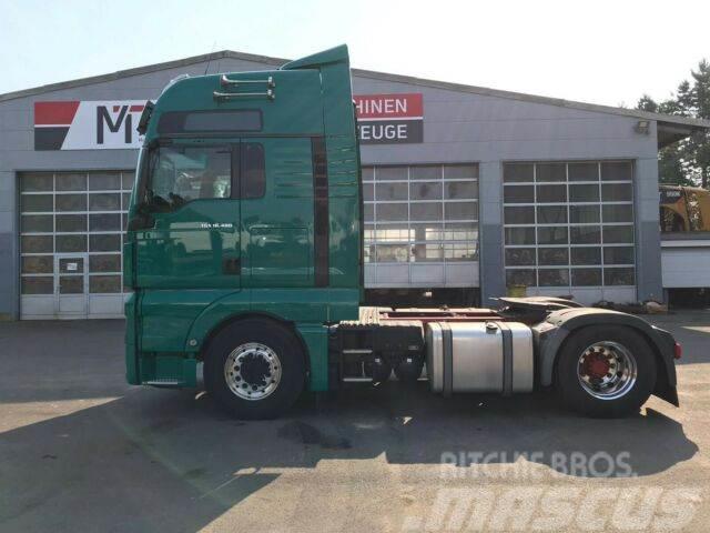 MAN TGX 18 480 FSA/4x2 BLS/TOP Zustand / D-Fahrzeug/