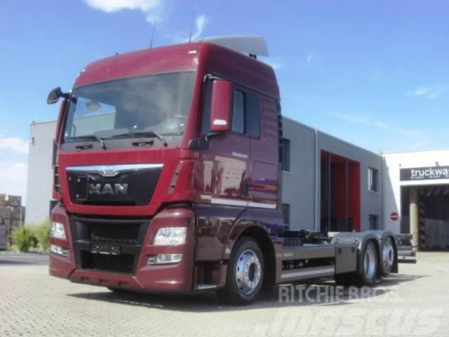 MAN TGX 26.440/ Automatik / Liftachse/ Euro 6