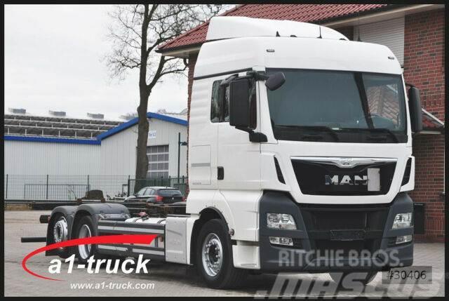 MAN TGX 26.440 LL, EURO 6, ZF-Intarder, 7.15 bis