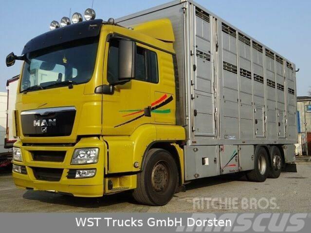 MAN TGX 26.440 LX Menke 3 Stock