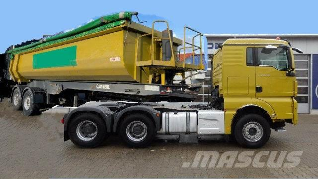 MAN TGX 33.520 6x4 SZM Euro 6 *Kipphydraulik
