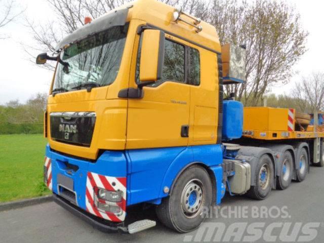 MAN TGX 41.540 WSK 8x4 180 Tonnen ZGG Euro 5
