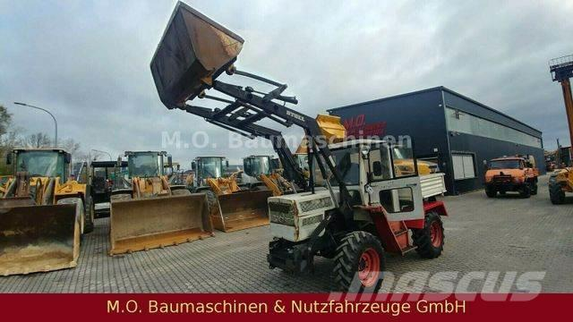 MB Trac 700 / Frontlader