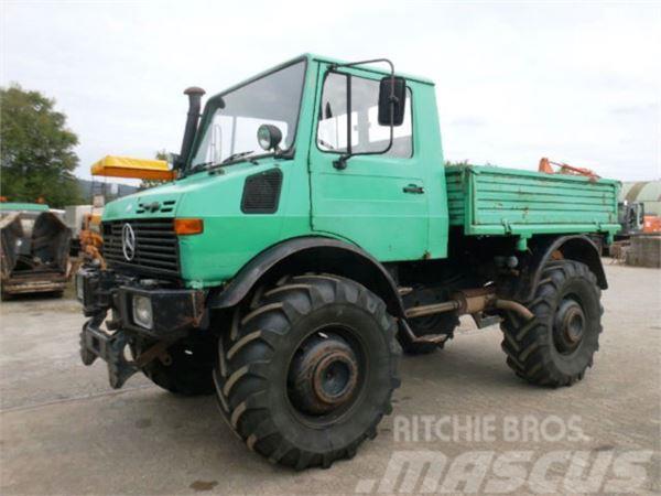 used mb trac unimog u 1500 agrar tractors year 1981 price. Black Bedroom Furniture Sets. Home Design Ideas