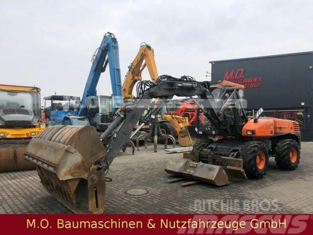 Mecalac 12 MTX / Klappschaufel / Gabel / 4x Schaufel