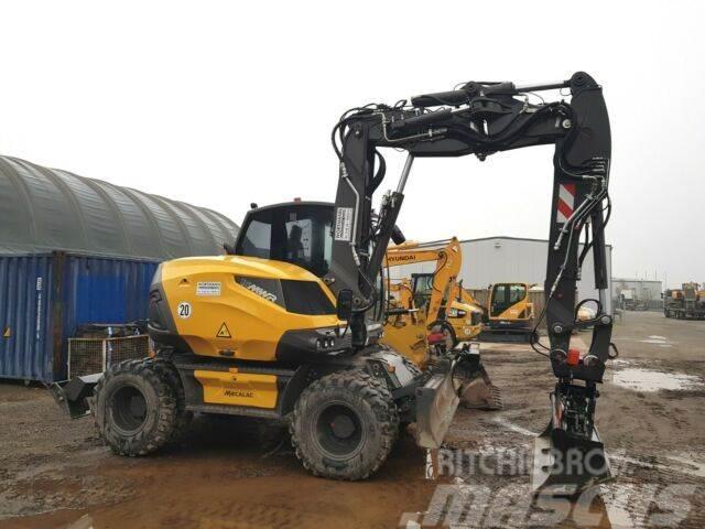 Mecalac 15MWR - Vorführgerät Garantie bis 12/2021