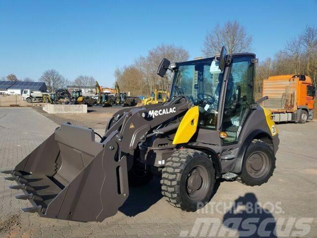 Mecalac AS600 - Vorführmaschine