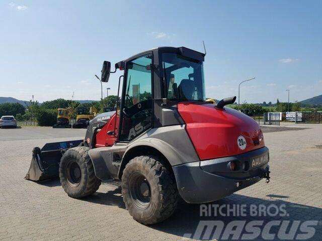Mecalac AS900 Schwenklader - Garantie - 2x aus 2018
