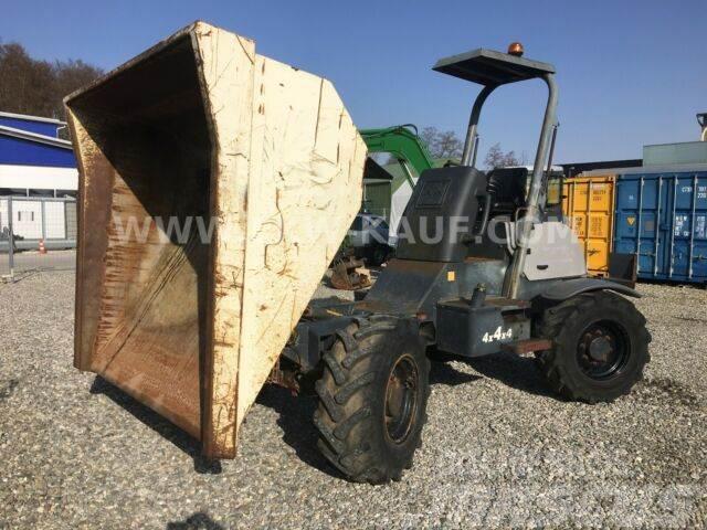 Mecalac Benford PT6-AWSR2 4x4x4 Dumper 6 to NL