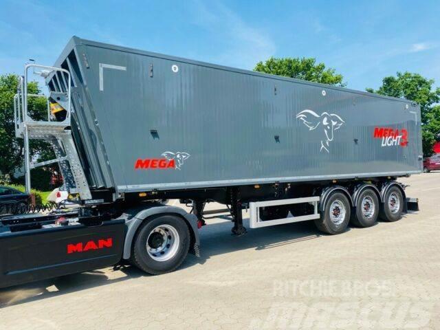 Mega Light NL3-9A1 ALU Kipper 48m³