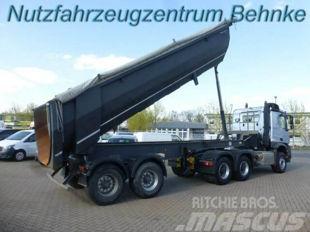 Meiller MHKS 41/2S HinterKipper Mulde Podest Rollplane