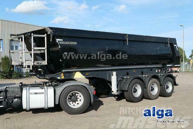 Meiller MHPS 12/27, Stahl 27 m³./BPW/Liftachse