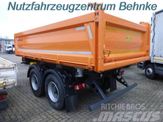 Meiller MZDA 18/22 Drei Seiten Kipper 900mm Bordwände