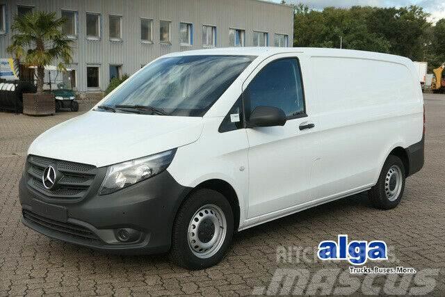 Mercedes-Benz 111 Vito, WIE NEU, NUR 7KM, Regalsystem, Euro 6