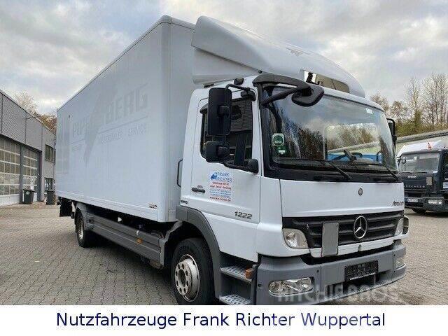 Mercedes-Benz 1222 Atego,HU10/21,erst424TKM,neueKupplung,LBW