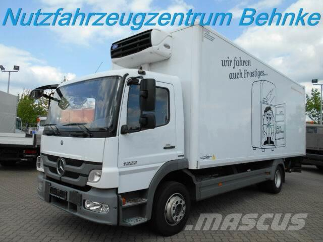 Mercedes-Benz 1222 L Atego Carrier Xarios 500/ LBW 1.5to./ EU5