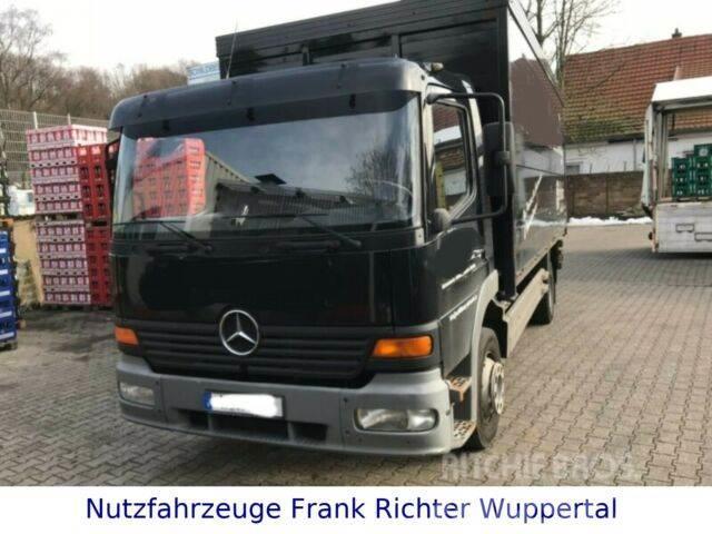 Mercedes-Benz 1223 Getränkeaufbau,Tüv2/22,org.356 Tkm